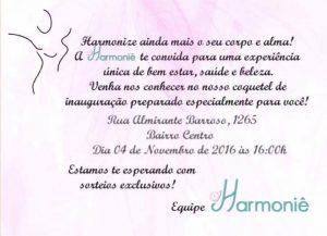 harmoniê
