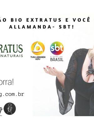 PROMOÇÃO BIO EXTRATUS E VOCÊ NO SBT! (1)